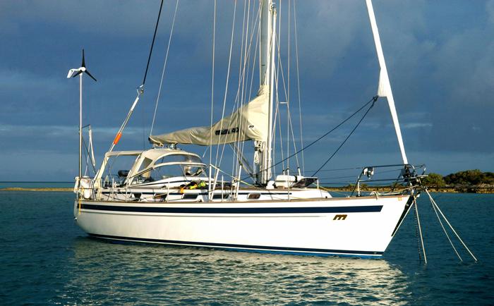 Sailing Wind Turbine Sailing Wind Power Primus Wind Power