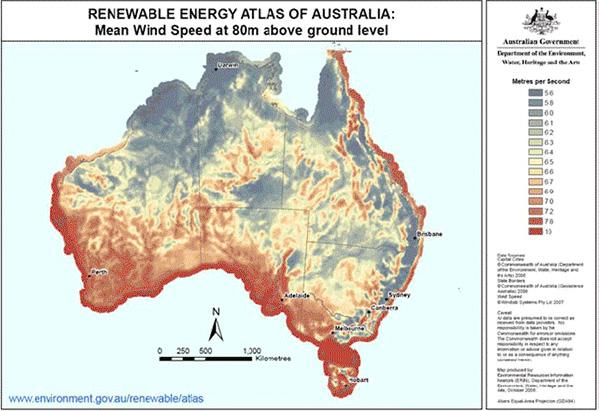 Wind Power Energy Wind Energy Maps Primus Wind Power